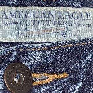 American Eagle Outfitters Jeans - AEO Women's Blue Slim Denim Size Small US10 Jeans